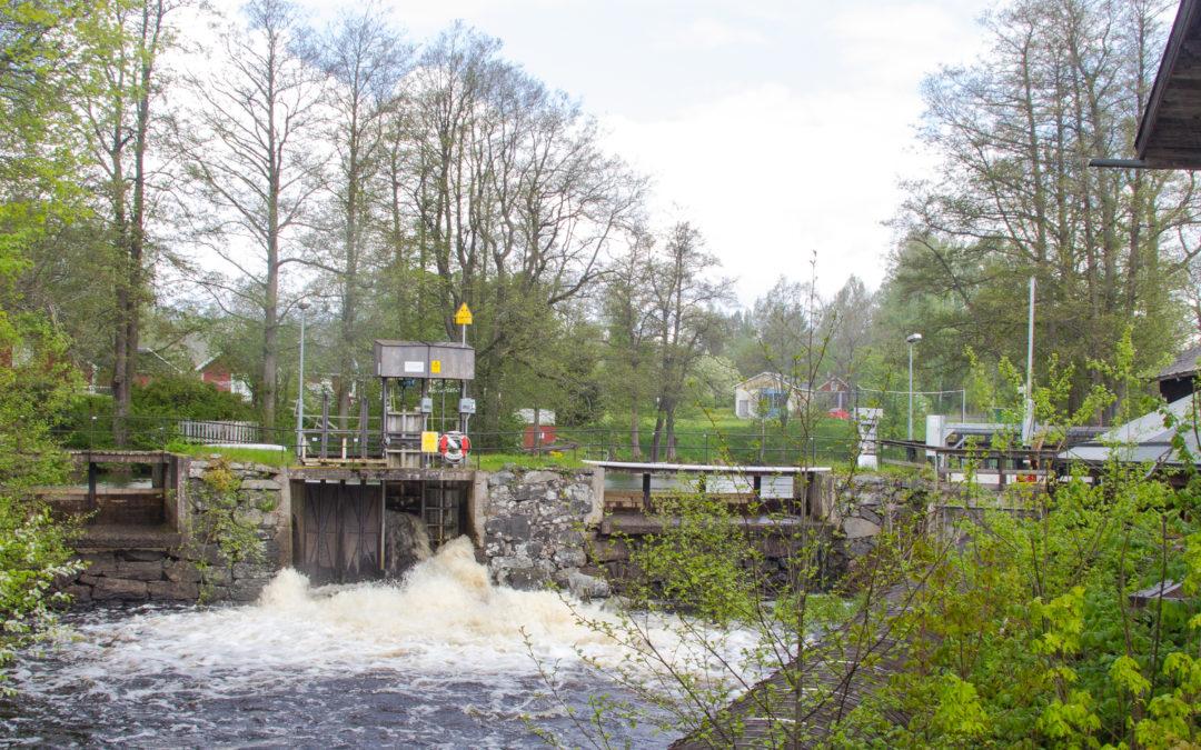 Två nya Ekomiljöer till Skinnskatteberg